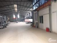 Cần bán đất, kho xưởng DT 1600m2, 2300m2, 3000m2 cụm CN vừa và nhỏ Từ Liêm, Hà N