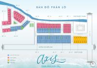Dự án Axis Hồ Tràm nằm ngay ngã tư Hồ Tràm, thổ cư 100% giá F1