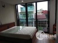 Cho thuê tòa nhà 8 tầng và 1 hầm 3 mặt thoáng vĩnh viễn phố Yên Phụ.