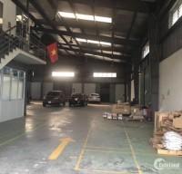 Cho thuê kho xưởng DT 1500m2 khu công nghiệp Đài Tư , Long Biên Hà Nội.