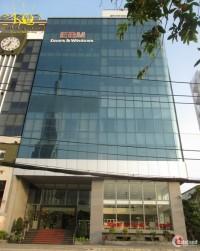 Cho thuê văn phòng quận Bình Thạnh EBM Building dt 100m2 - 500m2, vị trí đắc địa