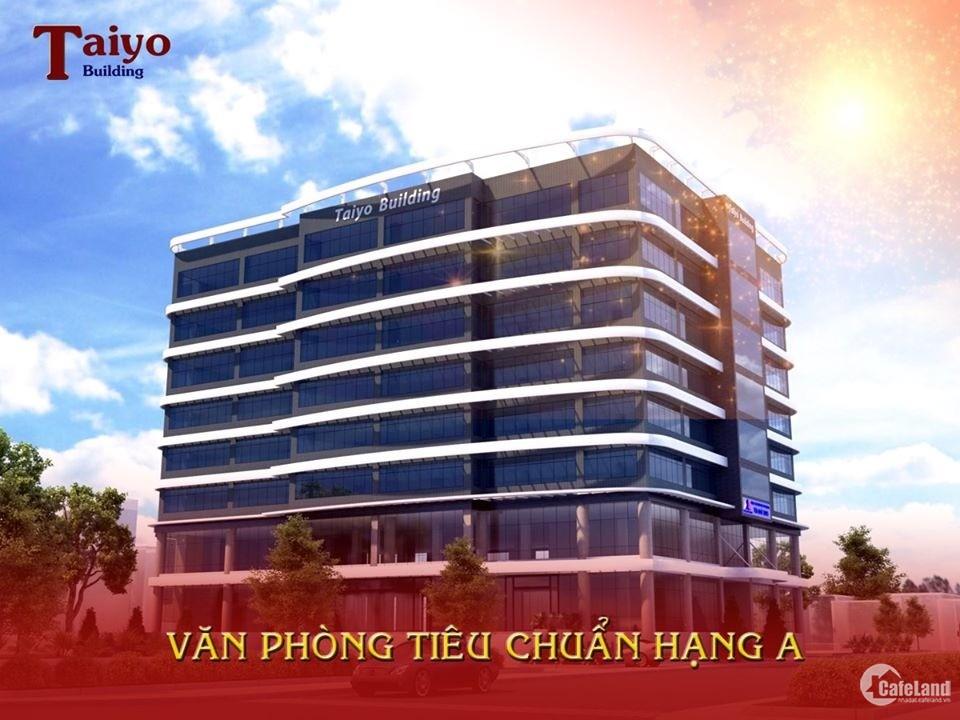 Cho thuê văn phòng diện tích nhỏ tại Hải Phòng , Taiyo Building , 97 Bạch Bằng