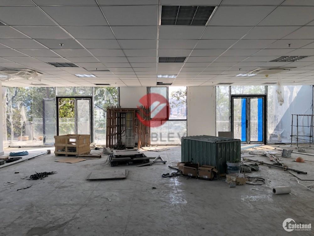 Văn phòng cho thuê mới quận 1, mặt tiền Trần Quang Khải, DT 250m2 ưu đãi $30/m2