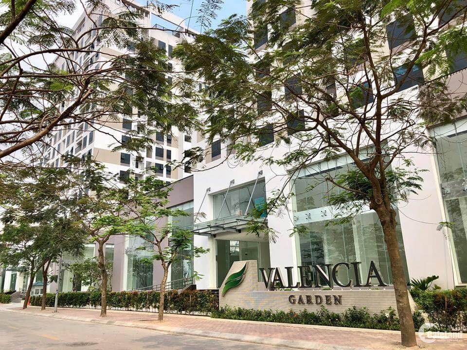 Valencia Garden Long Biên - Mở bán quỹ 20 căn ngoại giao cuối cùng