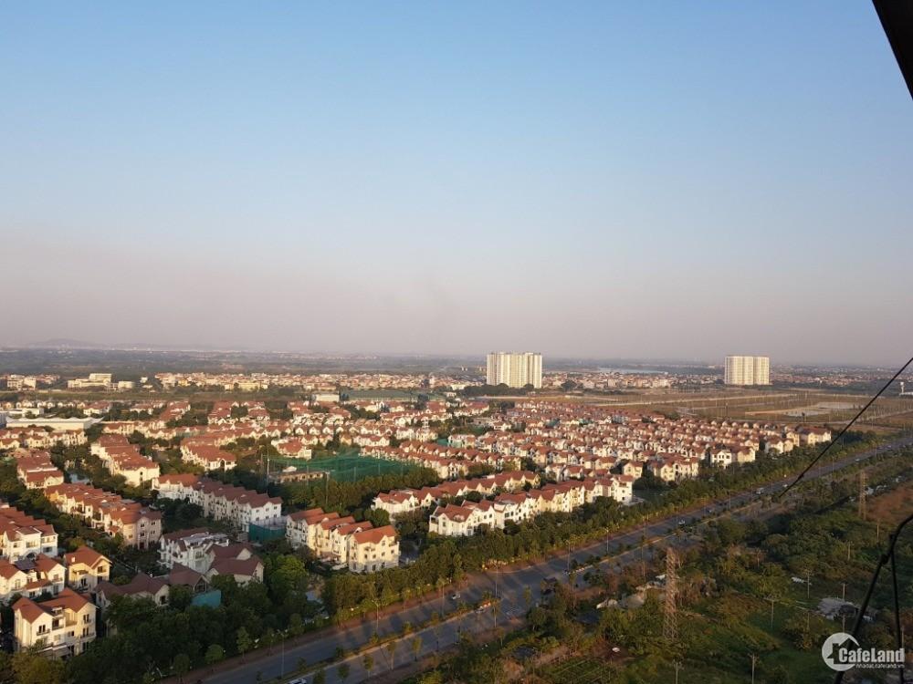 Căn hộ 2PN+1, 86m2 ban công Đông Nam tại TSG Lotus Long Biên