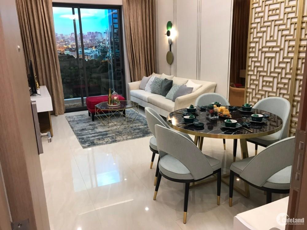 D-HOMME vị trí vàng mặt tiền Hồng Bàng dự án siêu HOT nhất hiện nay tại Q6