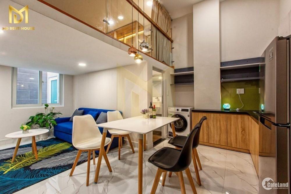 Căn hộ có gác lửng đầy đủ nội thất tại quận Bình Tân giá từ 1,2 tỉ :scream:
