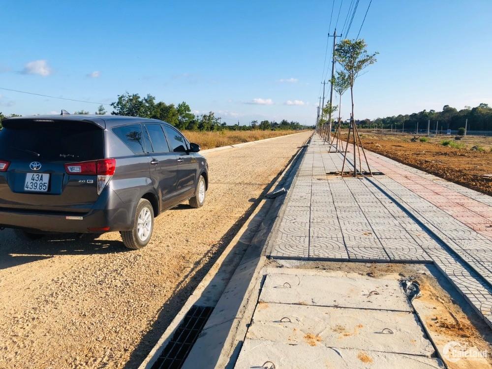 Chỉ 425 tr để mua lô đất trên trục Quốc lộ 14E. Dự án Megacity Kon Tum