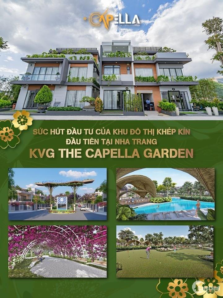 THE CAPELLA GARDEN --- MỸ GIA 3 -- LÀN GIÓ MỚI CHO CÁC NHÀ ĐẦU TƯ