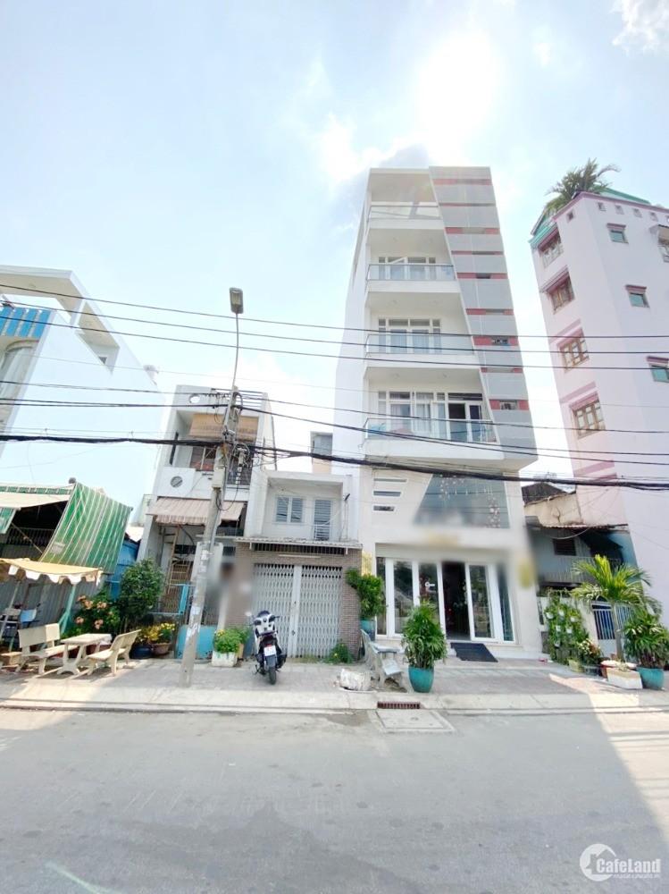 Bán nhà mặt tiền đường chính Ba Đình Phường 8 Quận 8