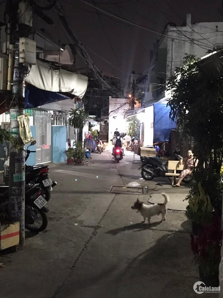 Bán Nhà Nơ Trang Long, Bình Thạnh  chỉ 3,5ty