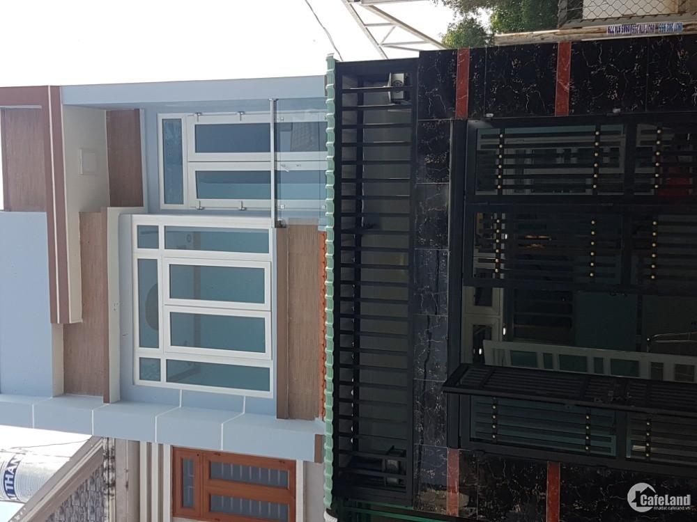 Nhà trệt lầu Phường Đông Hòa Gần sân vận động đông hòa. dt 67m. giá 1 ty 800