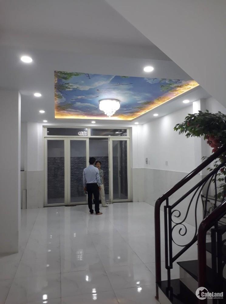 Bán Nhà HXH Lê văn Sỹ, F.13, Q.Phú Nhuận. 75m2, 3 lầu, 3PN TO, Ngang 5m, 7 tỷ 2