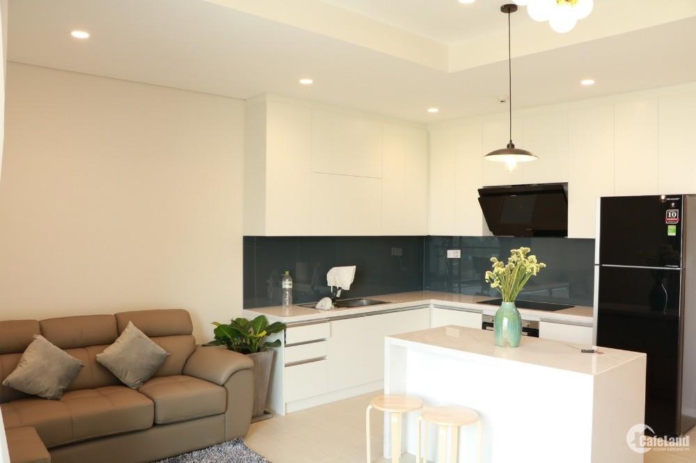 Cho thuê căn hộ Đảo Kim Cương 1pn 52m2 full giá 16.5tr/tháng (bao phí ql, wifi)