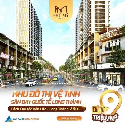 PHÚ MỸ GOLD CITY  phân phối độc quyền : Đất Xanh Đông Nam Bộ