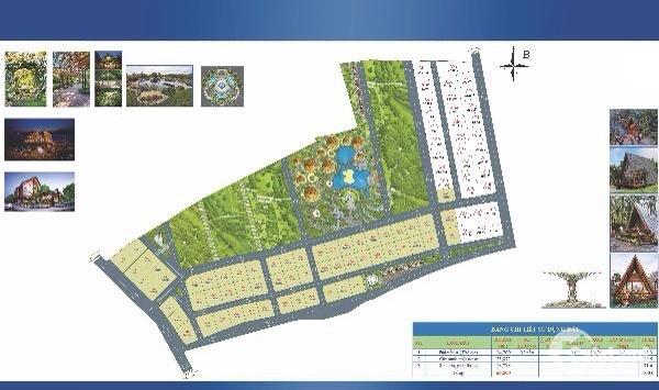 Đất biệt thự nghĩ dưỡng TP Bảo lôc LH 0902.239.040