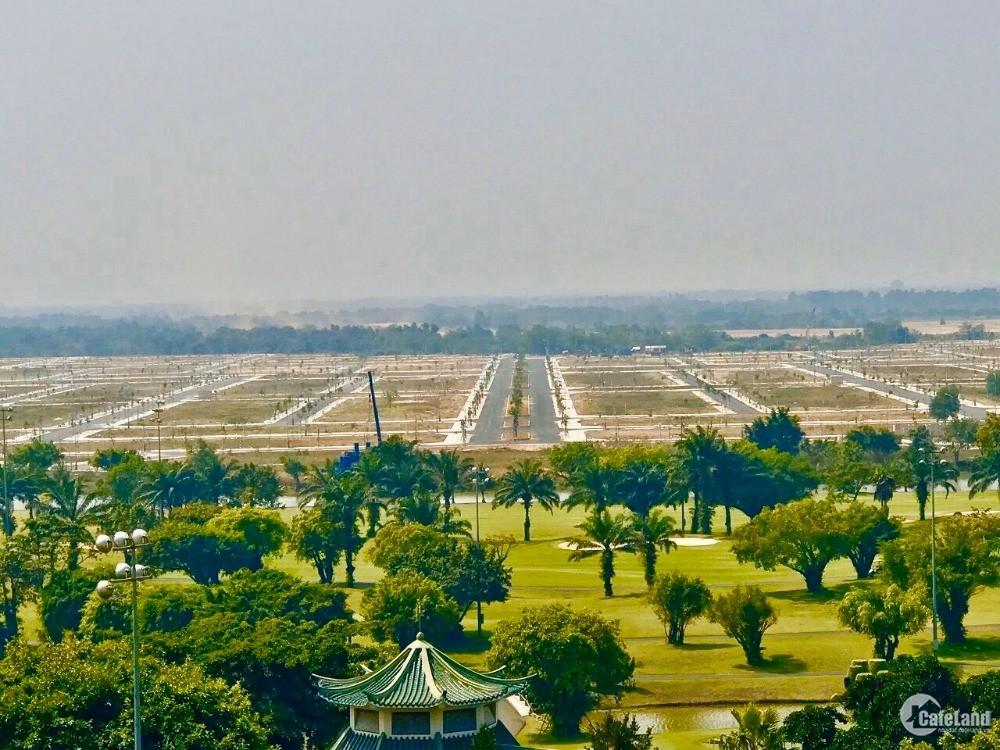 Đất nền  Biệt thự sổ đỏ TP BIÊN HÒA chỉ từ 9.5tr/m2 Trong Khu Đô Thị Sân Golf