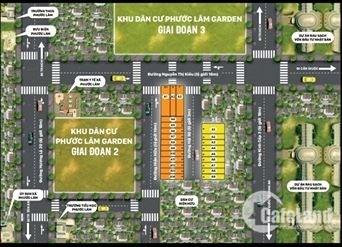 Khu dân cư Phước Lâm Garden SHR từng nền LH: 0938668129