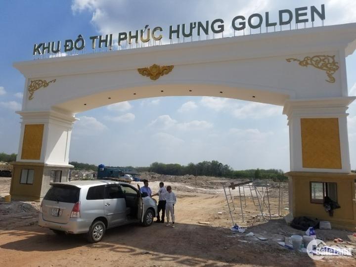 Đất Nền Dự án Khu Đô Thị Phúc Hưng GolDen 620Tr/1Nền