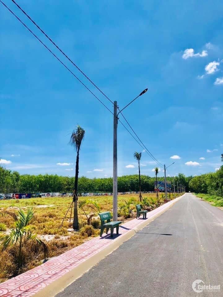 Đất thổ cư gần trung tâm hành chính