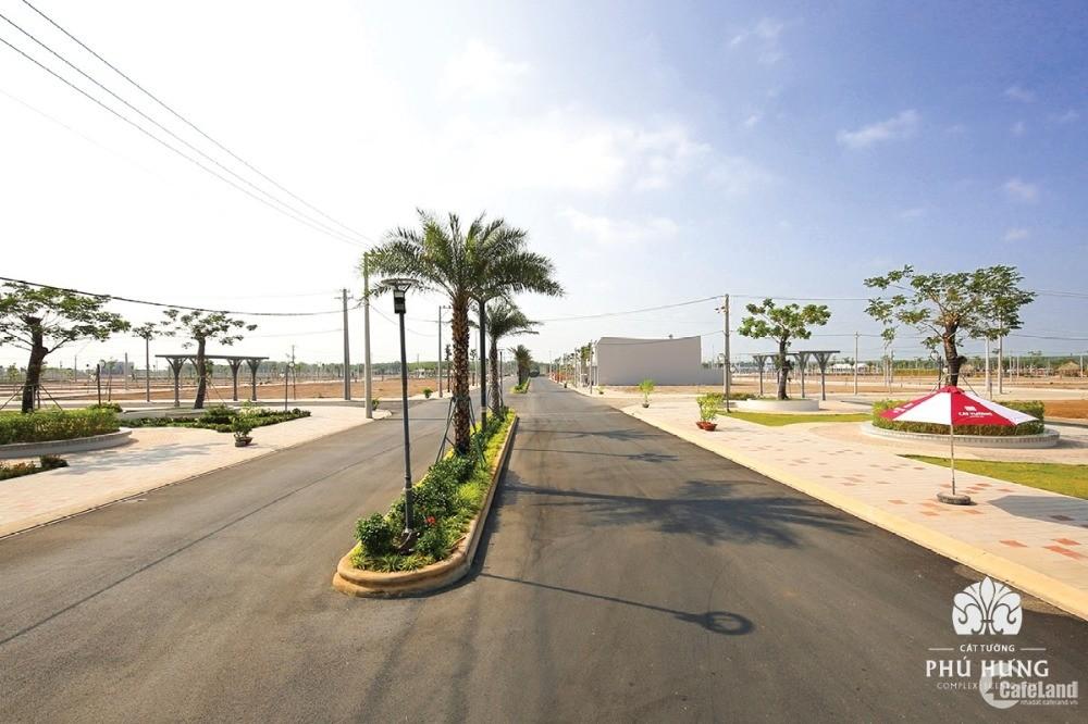 Bán nền đất tại khu dự án Cát Tường phú hưng giá gốc từ CDT Cát tường group