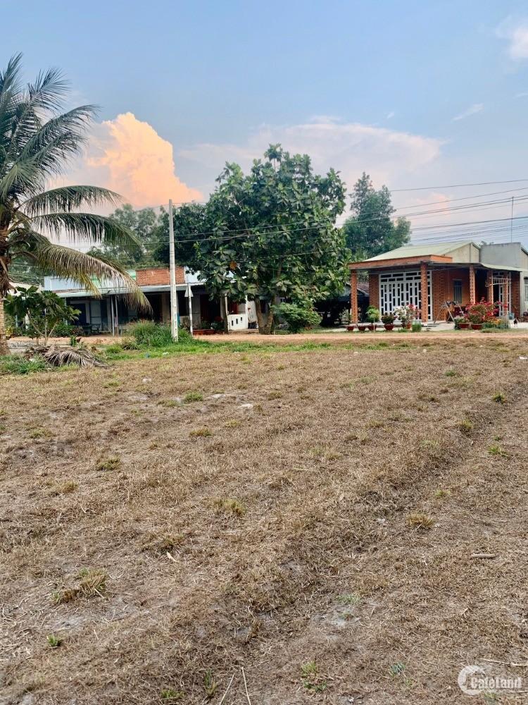 Bán gấp lô đất gần KCN Phước Đông,Gò Dầu,Tây Ninh.