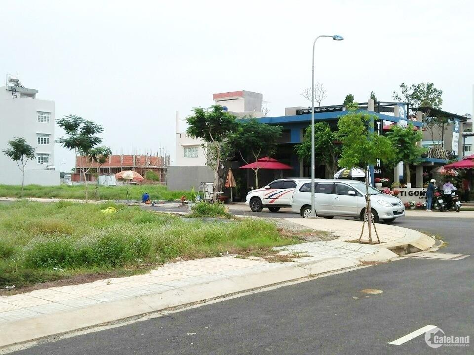 Bán 2 lô đất 80m2 mặt tiền Nguyễn Văn Bứa Hóc Môn 750 triệu