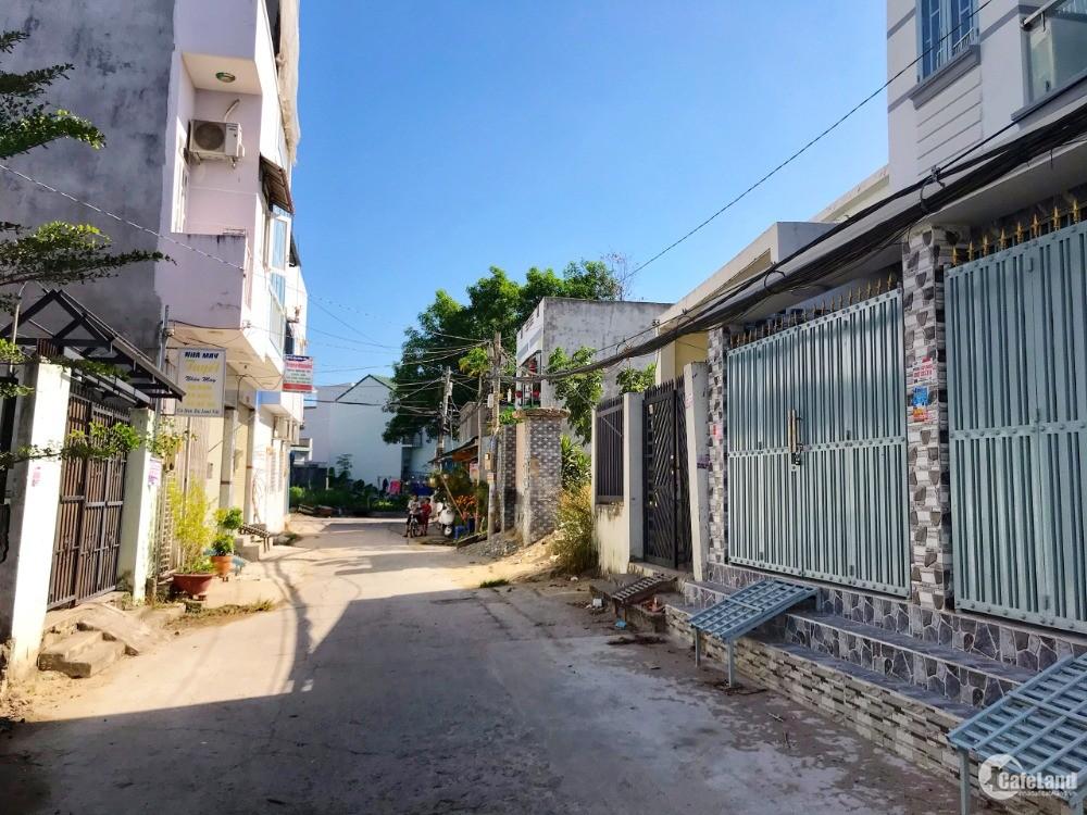Bán đất nền thổ cư HXH  411 Đường Nguyễn Bình, Nhà Bè