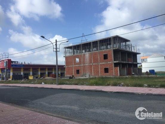 Dự án đất nền mặt tiền chợ thạnh phú center