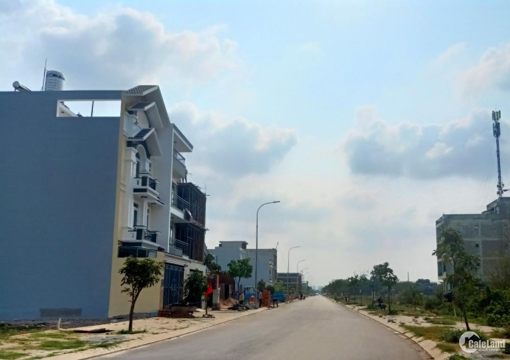 Bán lô đất KDC Tân Tạo, SHR sang tên ngay