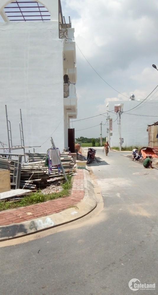 Bán đất 2 mặt tiền Bình Tân 115m2=4,7 tỷ sổ hồng riêng