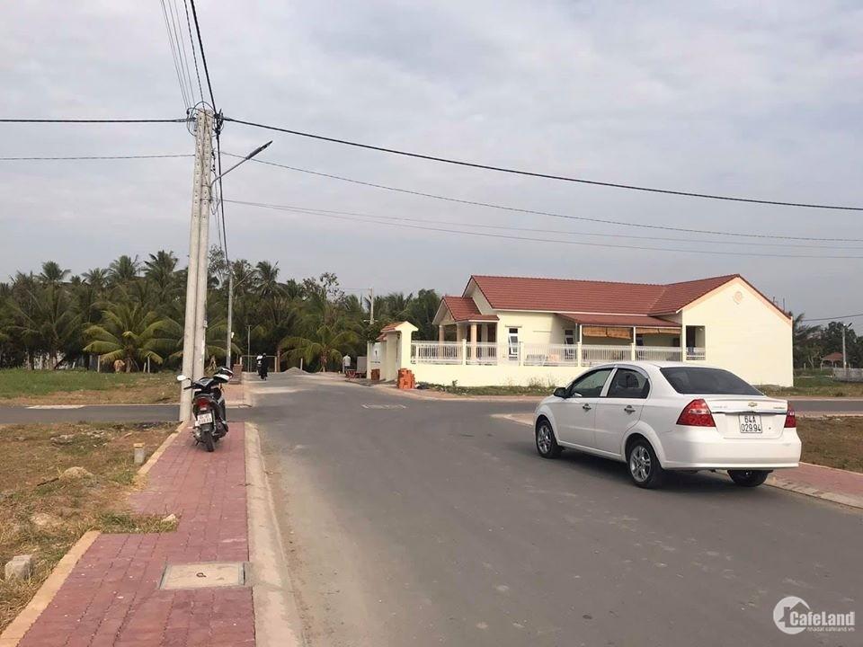 Đất nền thổ cư tại Trung tâm Thành Phố Trà Vinh