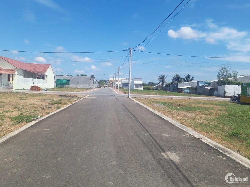 Đất nền thành phố Trà Vinh, full thổ cư