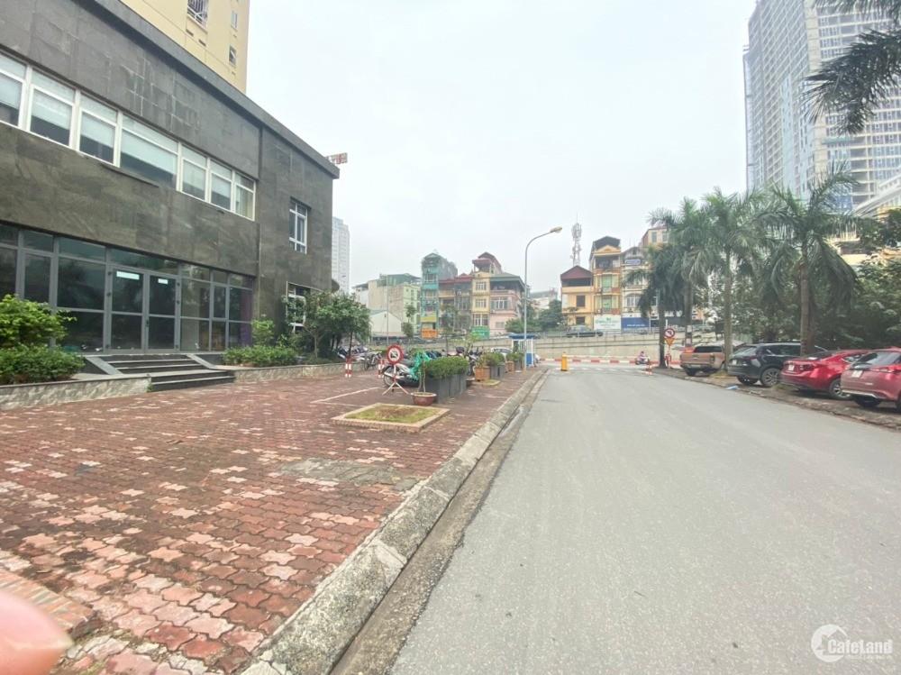 Cho thuê mặt bằng tầng 1 chung cư Vimeco đường Nguyễn Chánh