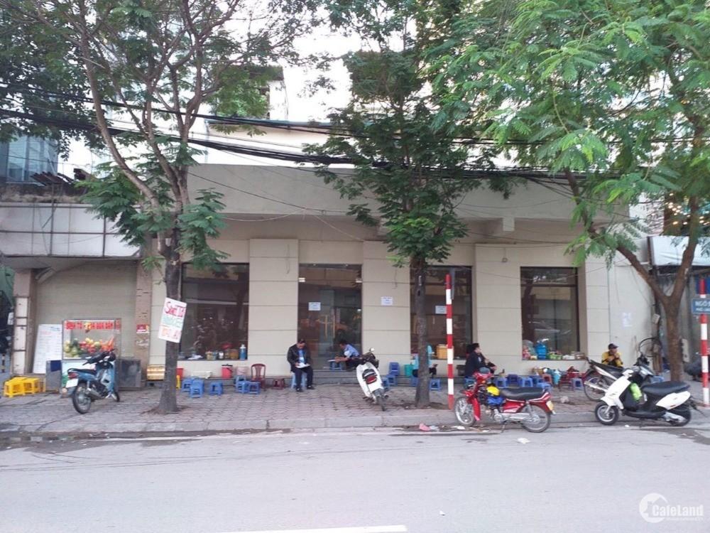 Cần cho thuê mặt bằng Kinh Doanh mặt phố Trần Hưng Đạo 400m2