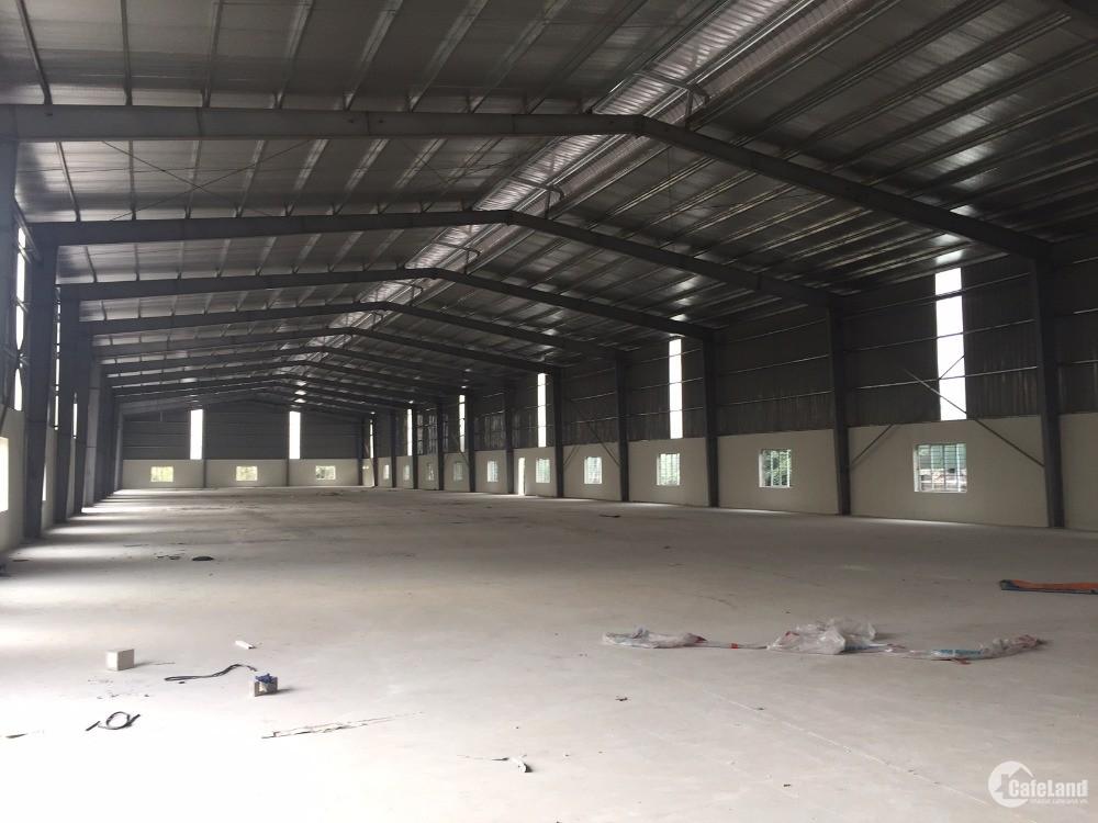 Cho thuê kho xưởng DT 1400m2 Đình Bảng Từ Sơn, Bắc Ninh.