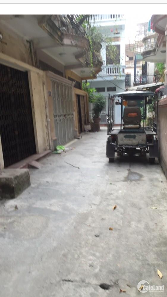 # Cho thuê nhà 4 tầng khu ngõ 203 Kim Ngưu, Hai Bà Trưng, Hà Nội #