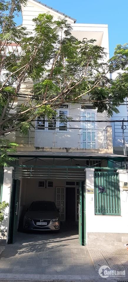 Cho thuê nhà mới nguyên căn Thủ Đức, đường Phạm Văn Đồng đi vào, gần Gigamall.