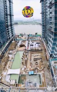 Chính chủ gửi bán căn hộ 1PN - view đẹp nhất dự án Sunwah Pearl