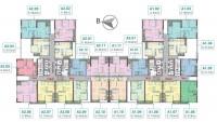 Chỉ 1,3 tỷ sở hữu căn 2PN, thiết kế đẹp, nội thất cơ bản tại GreenPark Hoàng Mai