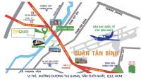 Từ 700tr sở hữu căn hộ 61 - 88m2 Stown Tham Lương, đối diện tuyến Metro, vay LS