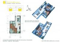 Giữ chỗ giai đoạn 1, căn hộ trung tâm Tp, trực tiếp từ CĐT giá từ 1 tỷ căn 2Pn.