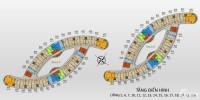 Bán căn hộ Gateway 3PN tầng 17 giá tốt DT:139m2 Ngân hàng BIDV hỗ trợ cho vay70%