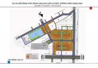 Cần bán đất nền dự án khu đô thị Hòa Bình Newcity giá chỉ từ 16tr/m2