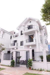 Chỉ từ 4 tỷ sở hữu ngay Biệt thự đẹp ở giữa trung tâm thành phố Vĩnh Yên.
