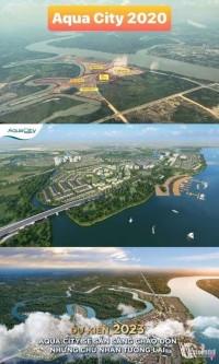 Đầu tư nhà phố tại Aqua City - Novaland cam kết mua lại với lx 45%/3 năm.