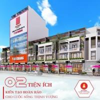 Nhận giữ chỗ, dự án Đà Nẵng New Center mặt tiền đường CMT8, gần siêu thị Metro