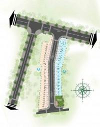 Mua nhà phố 1 trệt 2 lầu trúng xế sang chỉ có tại dự án An Phát Residence.