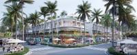 Shophouse biển 2 mặt tiền (1 trệt 2 lầu) - giá chỉ 600tr/căn - TT dài hạn 48th
