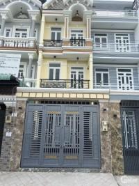 Bán nhà mới  KDC Sài Gòn Mới TT Nhà Bè 4X17 3 lầu 5  tỷ